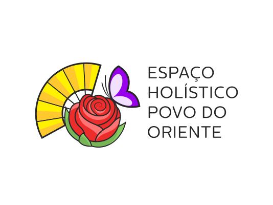Espaço Holístico Povo do Oriente Logo