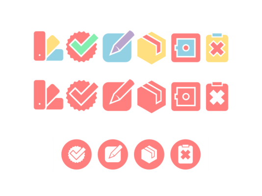 Icons for Logosale.net